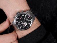 Tommy Hilfiger 1791141 męski zegarek Męskie bransoleta