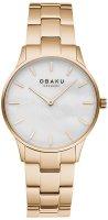 Zegarek Obaku Denmark  V247LXVWSV