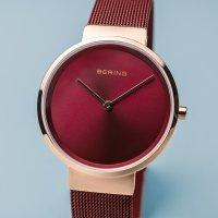 Zegarek damski Bering classic 14531-363 - duże 5