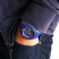 Zegarek biały sportowy ICE Watch Ice-Pierre Leclercq ICE.017600 pasek - duże 5