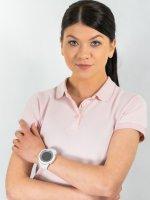 Zegarek biały sportowy Suunto Ambit3 SS020680000 pasek - duże 2