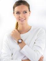 Zegarek brązowy klasyczny Puma Reset P1002 pasek - duże 2