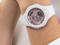 Zegarek BSA-B100MF-7AER Casio Baby-G szkło mineralne - duże 4
