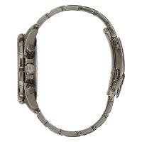 Bulova 98B350 zegarek szary sportowy Marine Star bransoleta