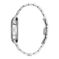 Bulova 96A199 zegarek srebrny klasyczny Automatic bransoleta