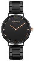 Zegarek damski Caravelle bransoleta 45A145 - duże 1