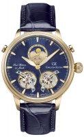 Zegarek Carl von Zeyten  CVZ0060GBL