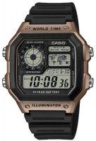 Zegarek męski Casio sportowe AE-1200WH-5AVEF - duże 1