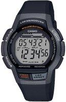 Zegarek męski Casio klasyczne WS-1000H-1AVEF - duże 1