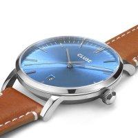 Cluse CW0101501005 zegarek srebrny klasyczny Aravis pasek