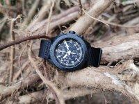 Zegarek czarny klasyczny Traser P96 Outdoor Pioneer TS-108680 pasek - duże 5