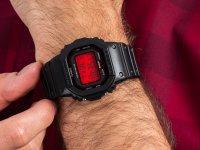 Zegarek czarny sportowy Casio G-SHOCK Original GW-B5600AR-1ER pasek - duże 4