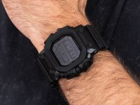 Zegarek czarny sportowy Casio G-SHOCK Original GX-56BB-1ER pasek - duże 5