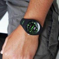 Zegarek czarny sportowy ICE Watch Ice-Pierre Leclercq ICE.017599 pasek - duże 5