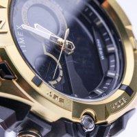 Zegarek czarny sportowy Timex The Guard DGTL TW5M23100-POWYSTAWOWY pasek - duże 5