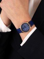 Anne Klein AK-3688RGNV damski zegarek Pasek pasek