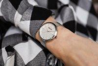 Zegarek damski Adriatica bransoleta A3525.5113Q - duże 3