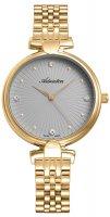 Zegarek damski Adriatica bransoleta A3530.1147Q - duże 1