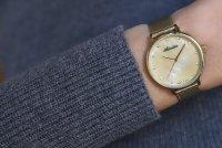 Zegarek damski Adriatica bransoleta A3573.114SQ - duże 4