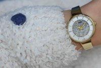 Zegarek damski Adriatica bransoleta A3718.1113Q - duże 3