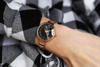 Zegarek damski Adriatica bransoleta A3718.9114Q - duże 3
