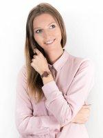 Zegarek damski Anne Klein Bransoleta AK-3010MVGB - duże 2