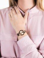 Zegarek damski Anne Klein Bransoleta AK-3412RGRG - duże 3