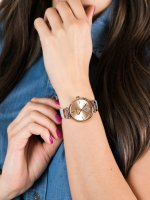 Zegarek damski Anne Klein Pasek AK-3380RGLG - duże 3