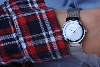 Zegarek damski Bering classic 10126-000 - duże 4