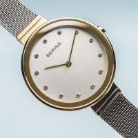 Zegarek damski Bering classic 12034-010 - duże 5