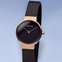 Zegarek damski Bering classic 14526-166 - duże 5