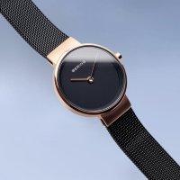 Zegarek damski Bering classic 14526-166 - duże 6