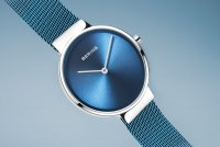 Zegarek damski Bering classic 14531-308 - duże 3