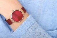 Zegarek damski Bering classic 14531-363 - duże 9