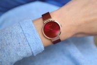 Zegarek damski Bering classic 14531-363 - duże 8