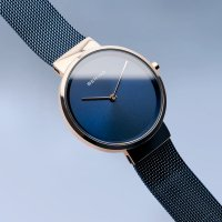 Zegarek damski Bering classic 14531-367 - duże 5