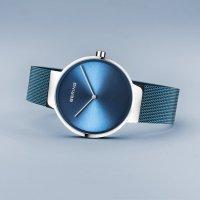Zegarek damski Bering classic 14539-308 - duże 6