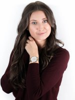 Zegarek damski Bering Ultra Slim 17039-334 - duże 2