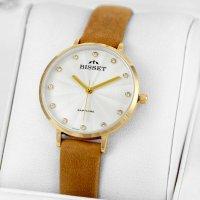 Bisset BSAF29GISX03BX zegarek klasyczny Klasyczne
