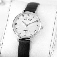 Zegarek damski Bisset klasyczne BSAF29SISX03BX - duże 6