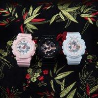 Casio BA-110RG-1AER Baby-G zegarek damski sportowy mineralne