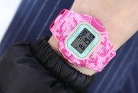 Zegarek damski Casio Baby-G baby-g BGD-560SLG-4DR - duże 7