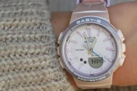 Zegarek damski Casio Baby-G baby-g BGS-100SC-4AER - duże 5