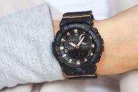 zegarek G-Shock GMA-B800-1AER czarny G-SHOCK S-Series