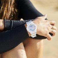 G-Shock GMA-B800-7AER G-SHOCK S-Series S-SERIES STEP TRACKER zegarek damski sportowy mineralne