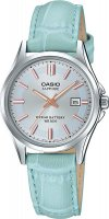 Zegarek damski Casio klasyczne LTS-100L-2AVEF - duże 1