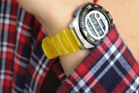 Zegarek damski Casio klasyczne LWS-1100H-9AVEF - duże 2