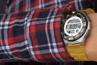 Zegarek damski Casio klasyczne LWS-1100H-9AVEF - duże 5