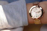 Zegarek damski Casio SHEEN sheen SHE-3050PG-7AUER - duże 2