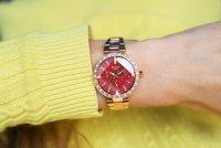 Zegarek damski Casio SHEEN sheen SHE-3068PG-4BUER - duże 2